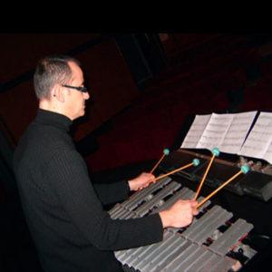 Bernard HEULIN - Percussionniste