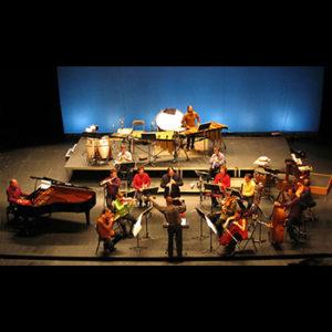 Ensemble Orchestral Contemporain - (Tous droits réservés)