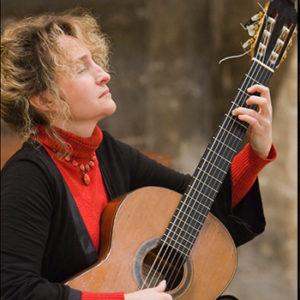 Isabelle CHOMET - Guitariste