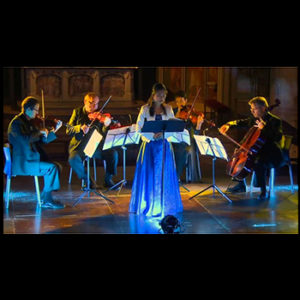 Kaoli ISSHIKI - Soprano et le quatuor Stanislas