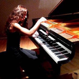 Hélène PEREIRA - Pianiste