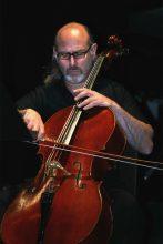Dan BARRETT - Violoncelliste