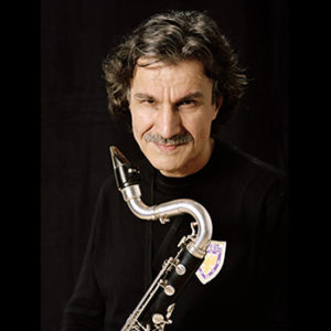 Armand ANGSTER - Clarinettiste (Ensemble Accroche Note)