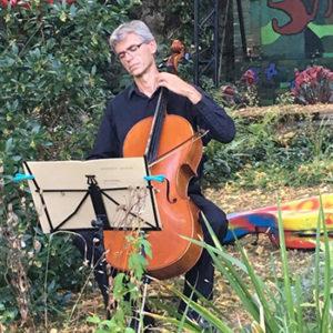 Alexandre SOUMAGNE - Violoncelliste