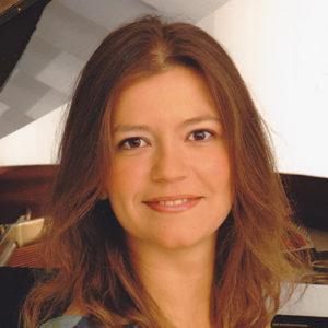 Ancuza APRODU - Pianiste