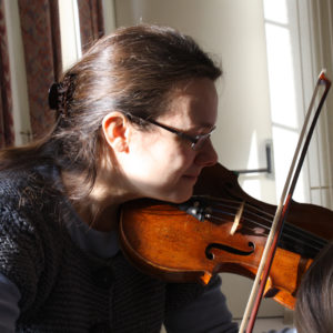Sylvie COQUIDÉ - Violoniste