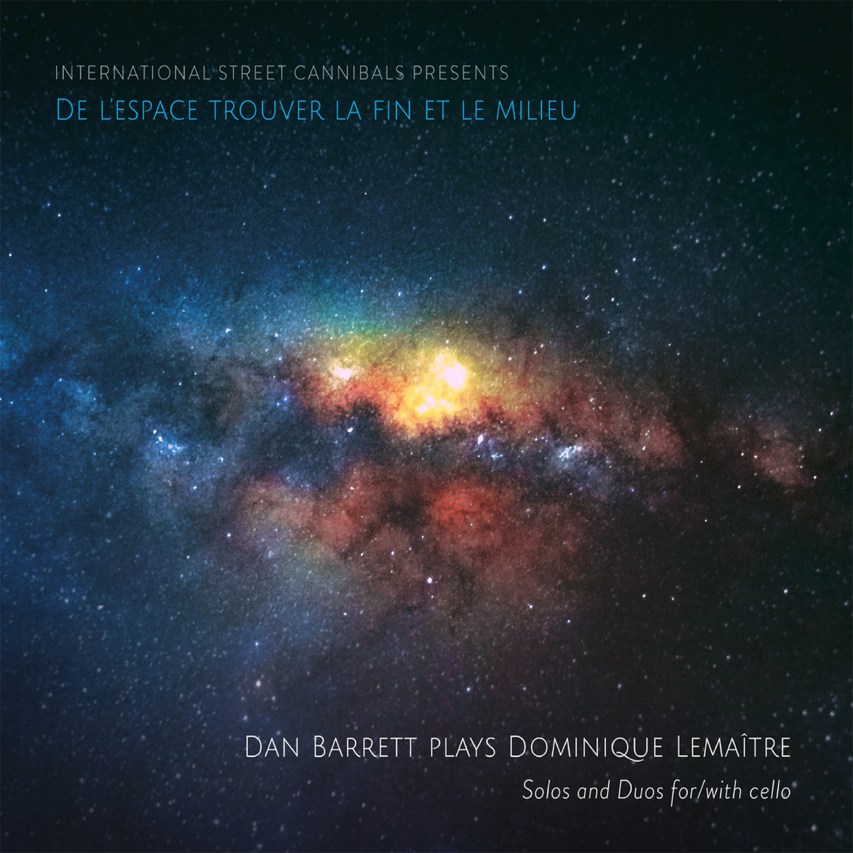 Dan Barret CD Cover